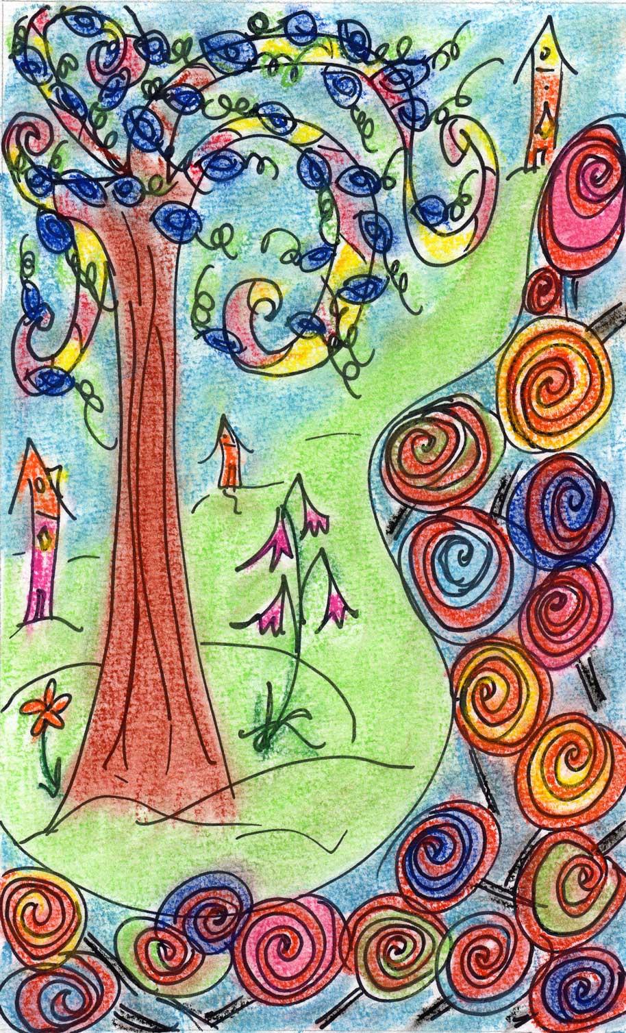 sugar-plum-tree