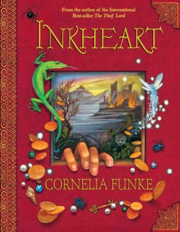 Book Reviews: Inkheart and Inkspell