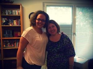 Susannah & I