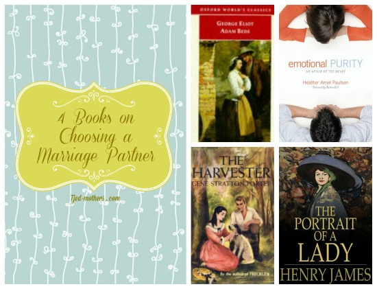 4 books on choosing a marriage partner