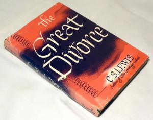 great divorce book
