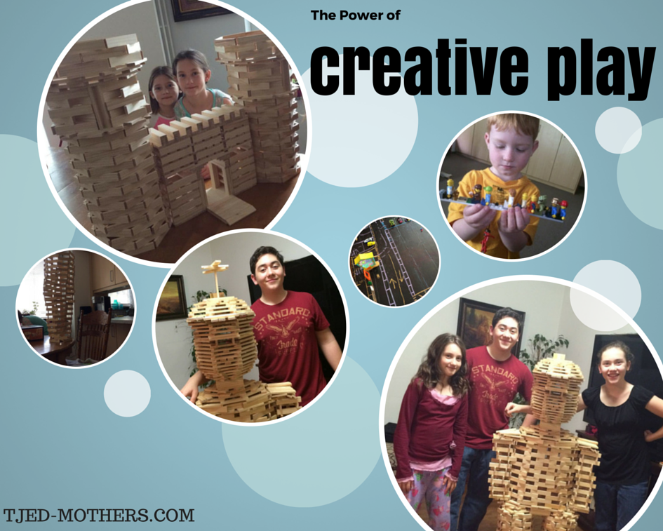 the power of creative play