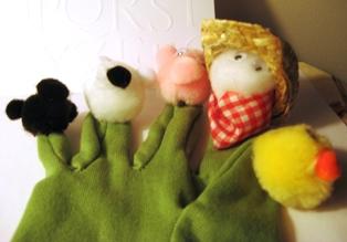 glove-puppet