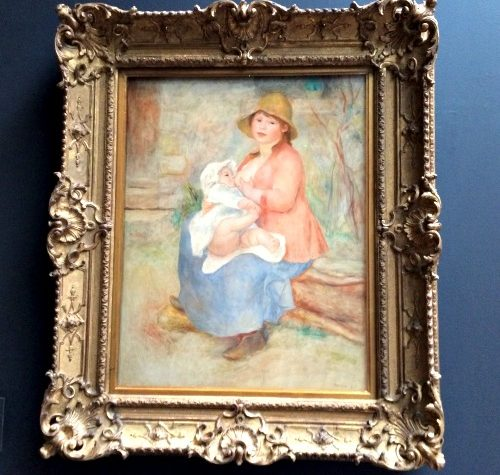 renoir-breastfeeding
