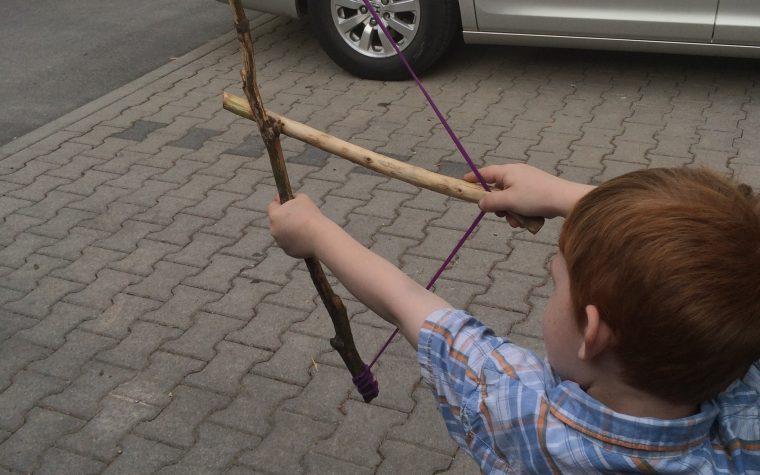 Braedon's bow