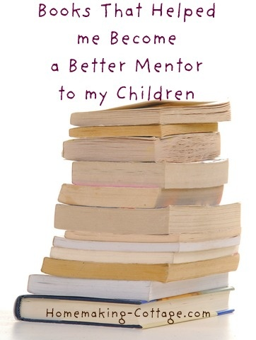 Books That Helped me Become a Better Mentor to my Children