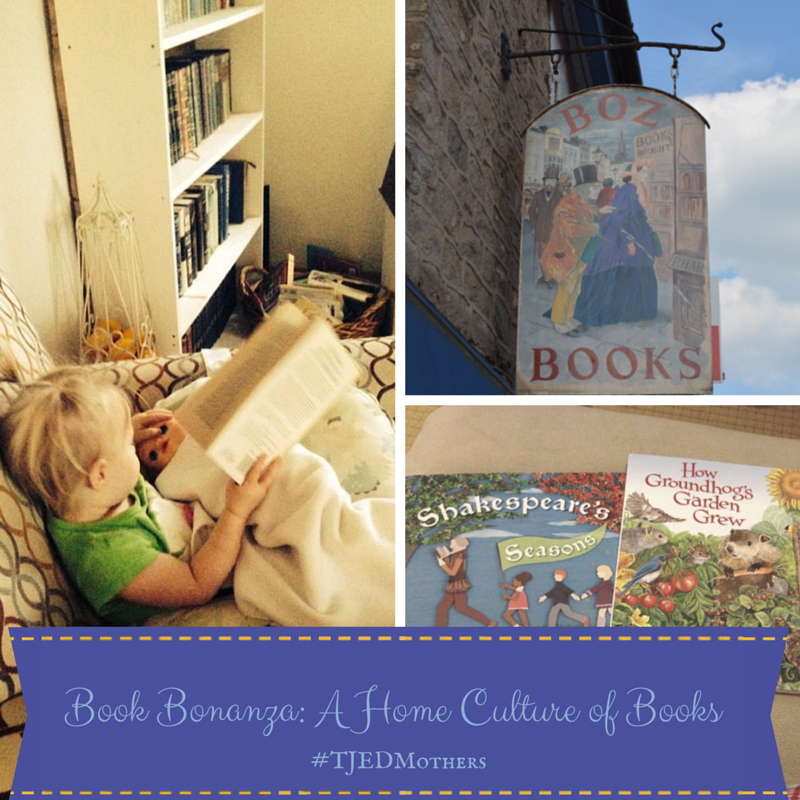 Book Bonanza: A Home Culture of Books
