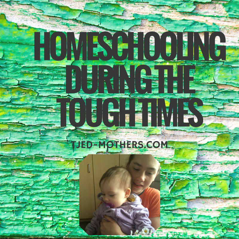 Homeschooling during the Tough Times